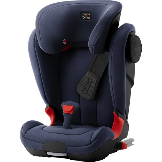 Kidfix II XP Sict Moonlight Blue Black Series  de Britax