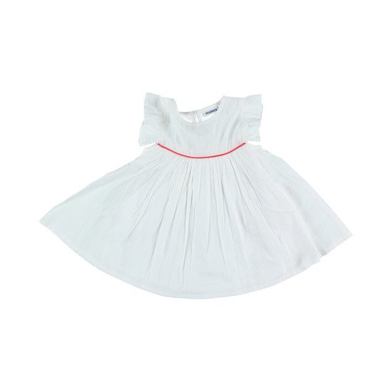 Robe collection Peps Girl Blanc  de Noukies
