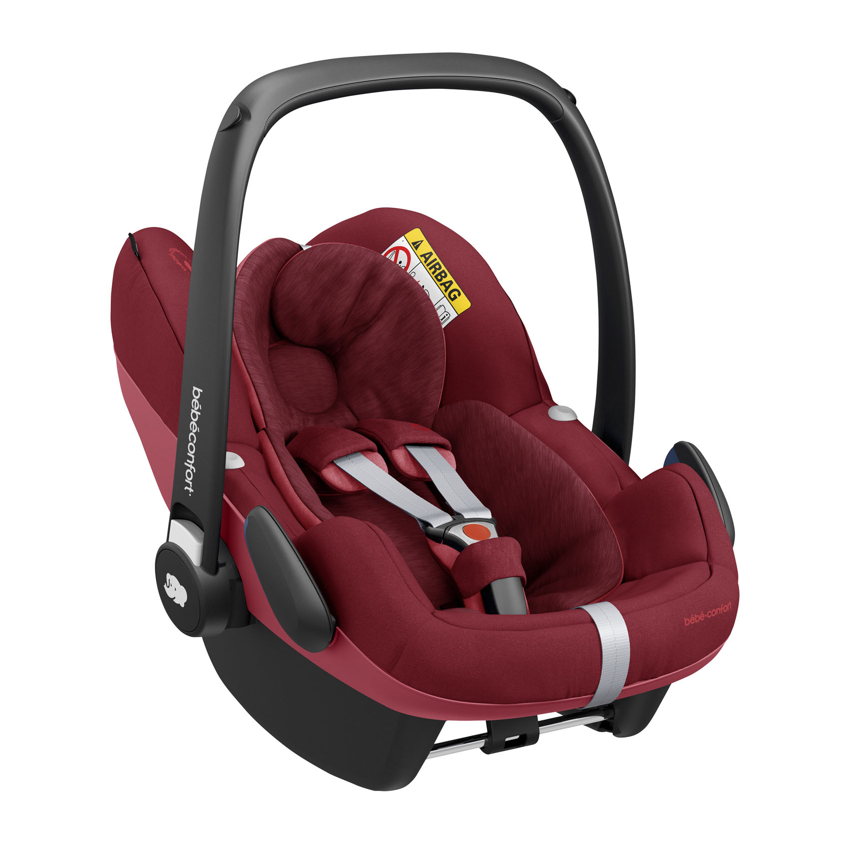 Pebble Pro i-Size Essential Red   de Bébé Confort