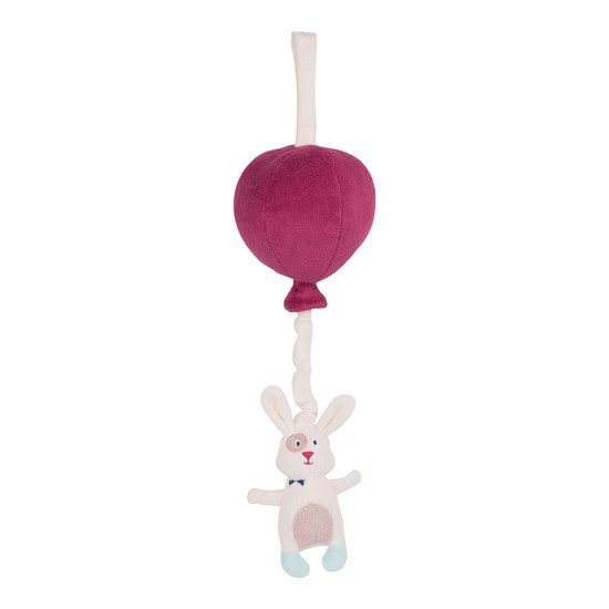 Balloon Company peluche musicale Rouge / Blanc  de Little Band