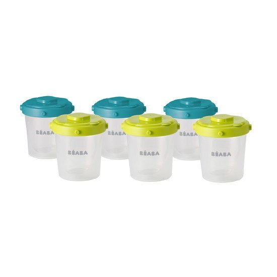 Set 6 Portions clip 200 ml