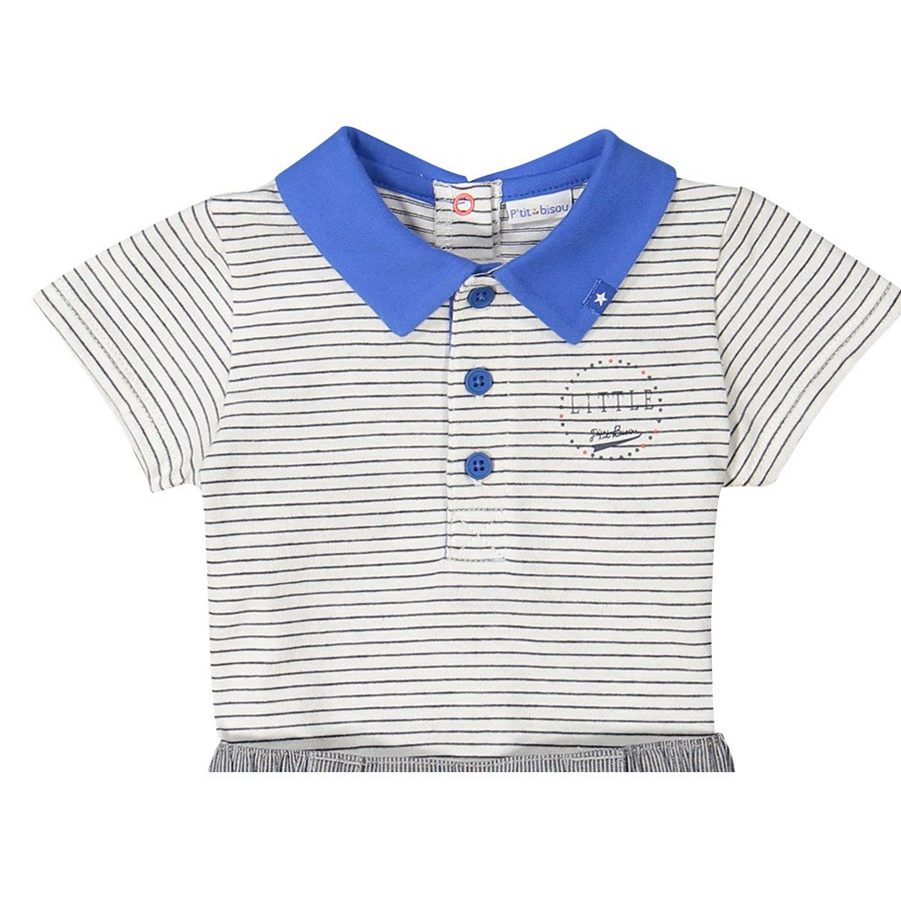 Polo collection Little Navy