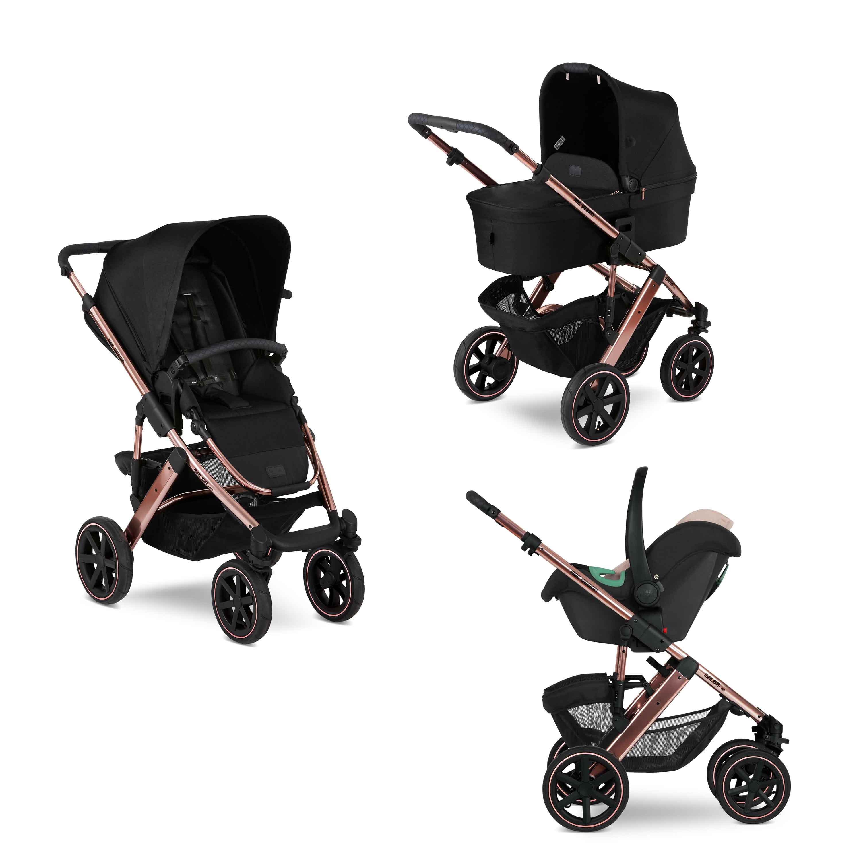 Trio Salsa 4 Air Rose Gold  de ABC Design