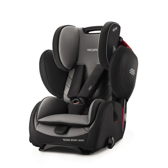 Young Sport Hero Carbon Black  de Recaro