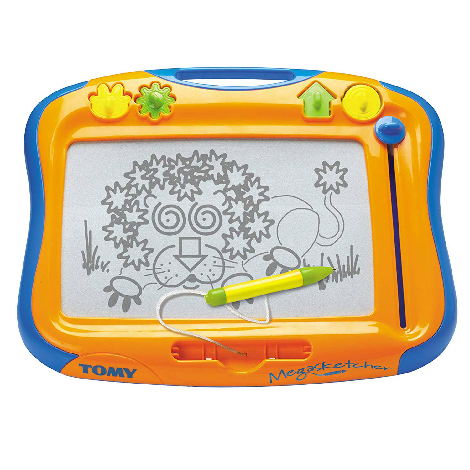 Megasketcher  Orange  de Tomy