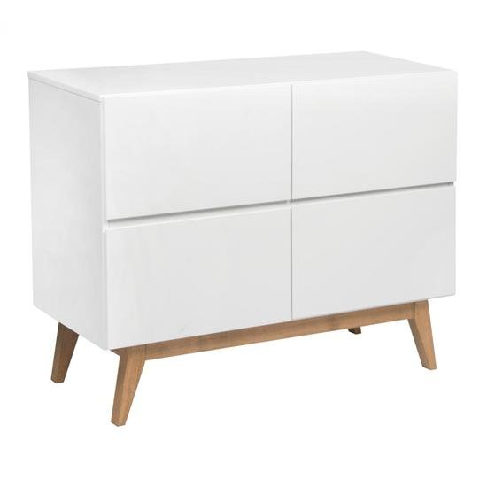Trendy commode 4 tiroirs