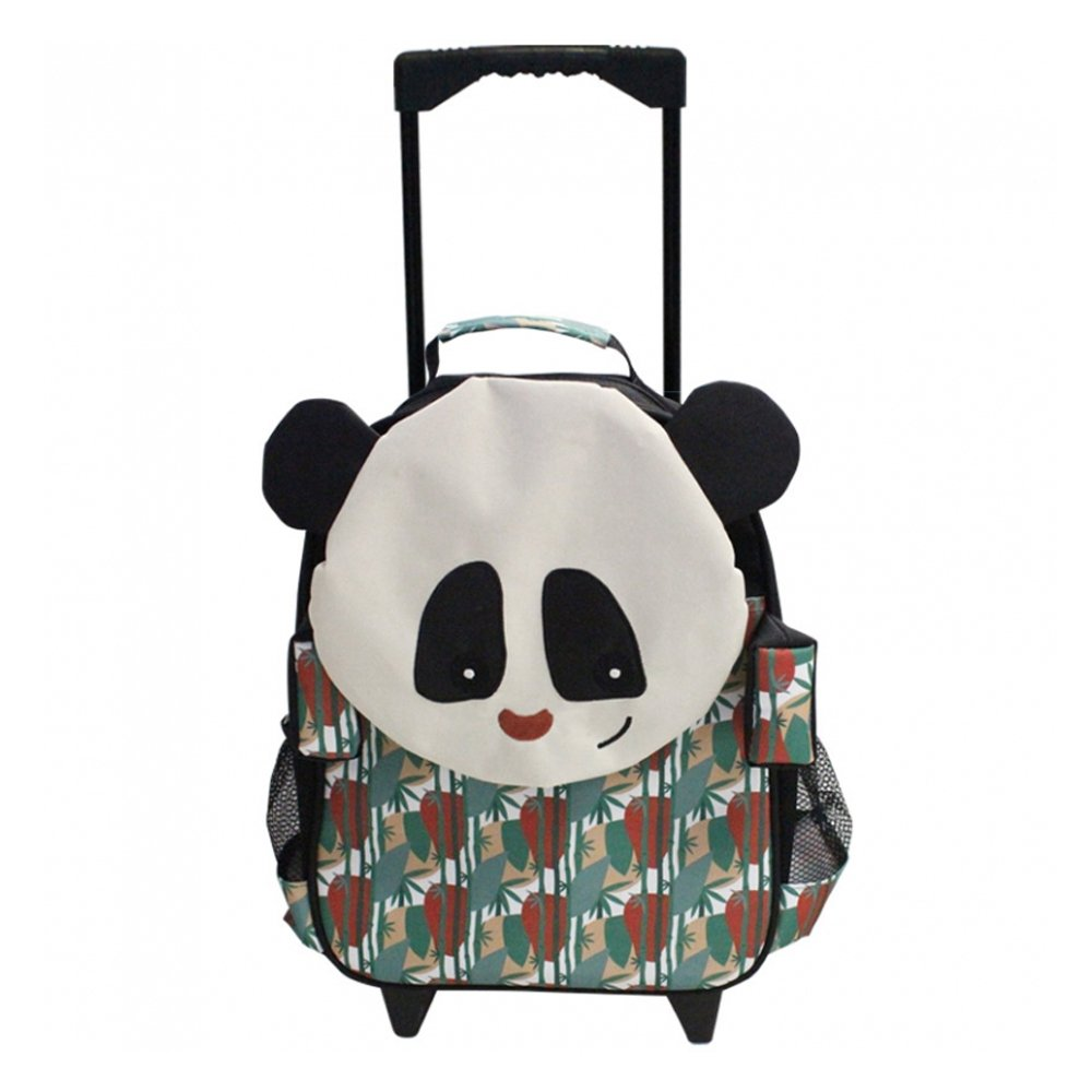 la moitié 3ef50 e6329 Rototos le panda cartable trolley