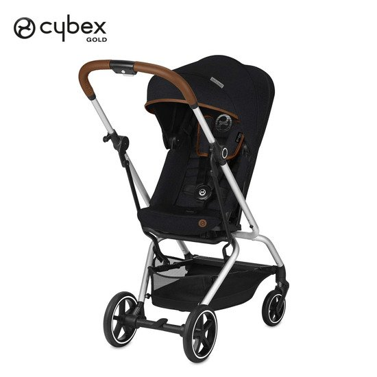 Eezy S Twist+ Denim Lavastone Black  de Cybex