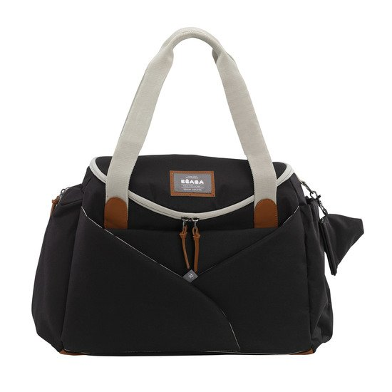 Sac Sydney II Smart Colors Black  de Beaba