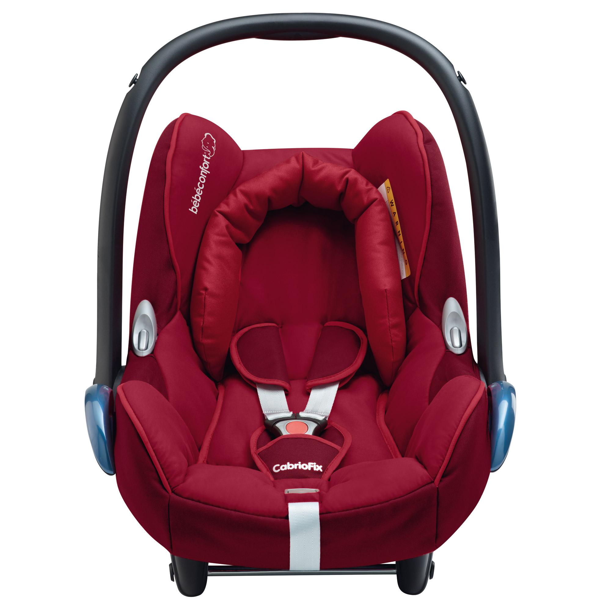 CabrioFix Nomad Black  de Bébé Confort