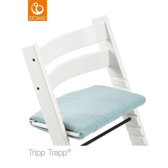 Chaise Tripp haute hautes de Blanc Stokke®Chaises Trapp® PZTuOkXi