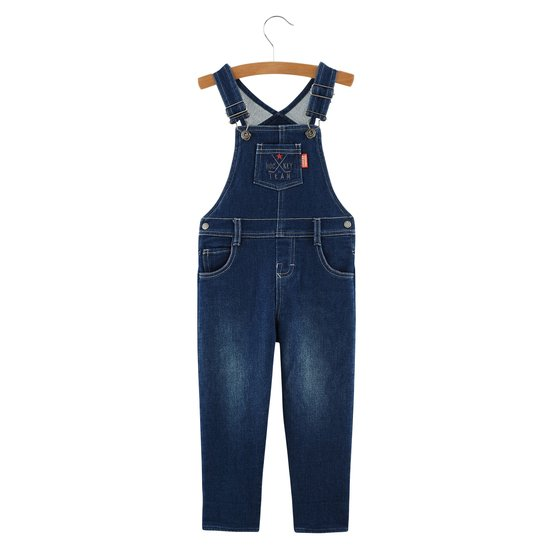 Salopette denim collection Native American Boy denim  de Nano & nanette