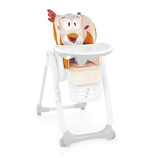 Housse de chaise haute Fancy Chicken  de Chicco
