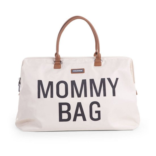 Sac à langer Mommy Bag Blanc Cassé  de Childhome