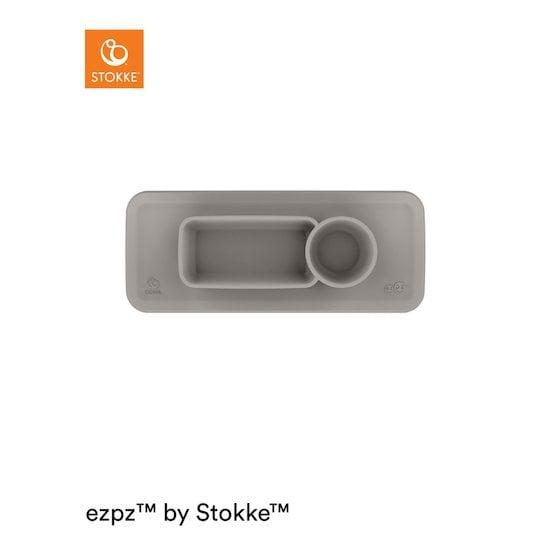Set de table pour plateau Clikk™ Soft Grey  de Stokke®