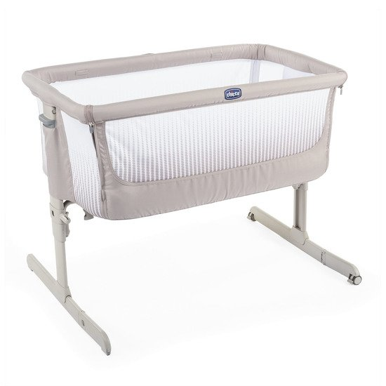 Berceau Next 2 Me Air  Dark Beige  de Chicco