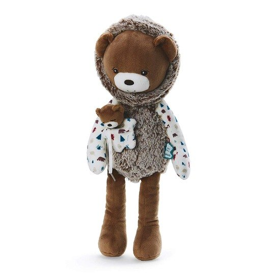 Filoo Peluche pantin Gaston l'ourson  de Kaloo
