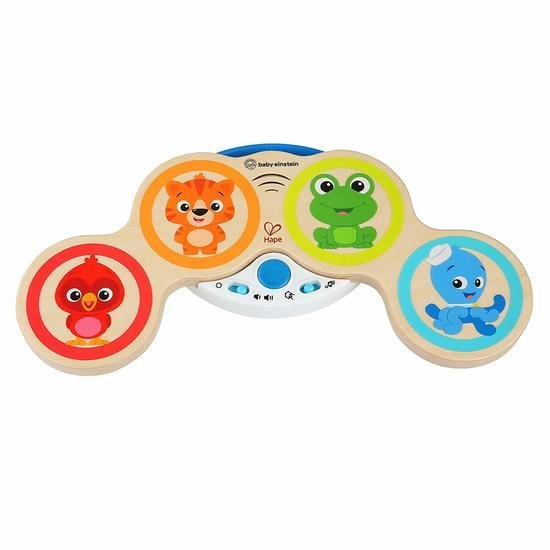Tambours en bois magic touch drums   de Baby Einstein