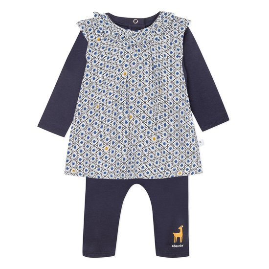 Ensemble robe collection Absorba Bleu Marine  de Absorba
