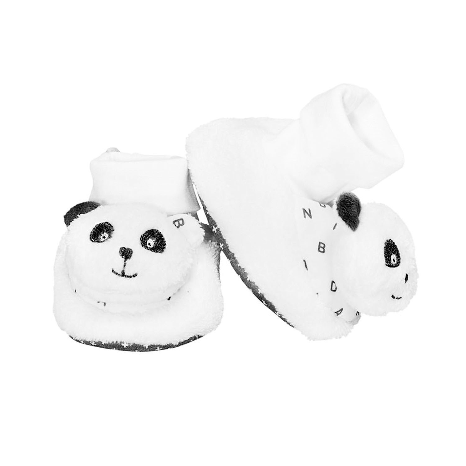 Chao Chao chaussons   0-6 mois de Sauthon Baby Déco