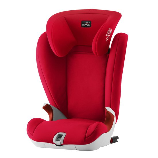 Kidfix SL Fire Red  de Britax