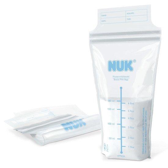 25x sachets de conservation lait maternel