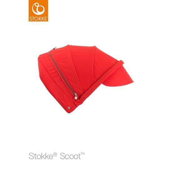 Scoot canopy Rouge  de Stokke®