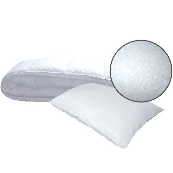 Pack sommeil couette + oreiller