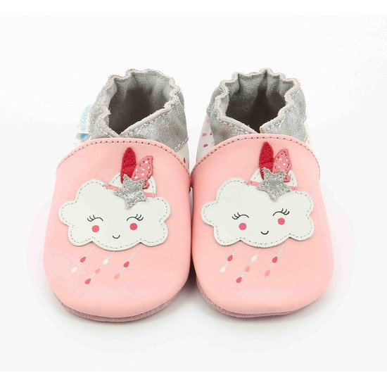 Chaussons Cloud rose crystal  de Robeez