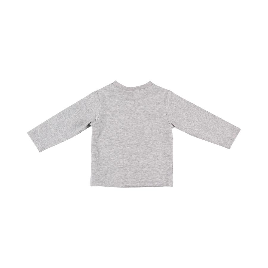 T-shirt Nouky collection Bord de mer Garçon Gris  de Noukies