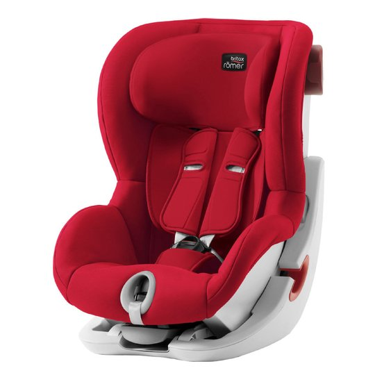 King II Fire Red   de Britax