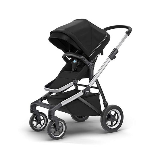 Thule Sleek poussette Midnight Black  de Thule