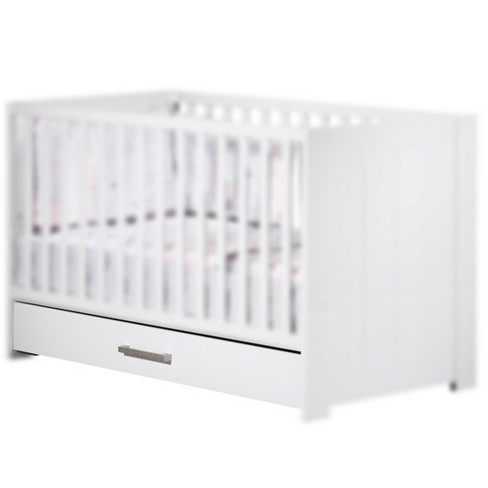 Seaside métal tiroir pour Little Big Bed 70x140 Blanc 70x140 de Sauthon Baby's Sweet Home