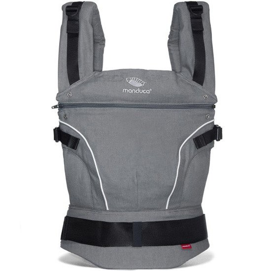 Porte bébé Manduca Dark Grey  de Manduca