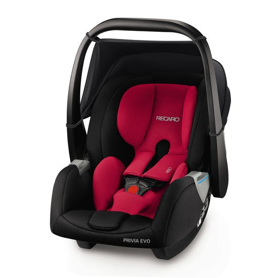 Privia Evo Racing Red  de Recaro