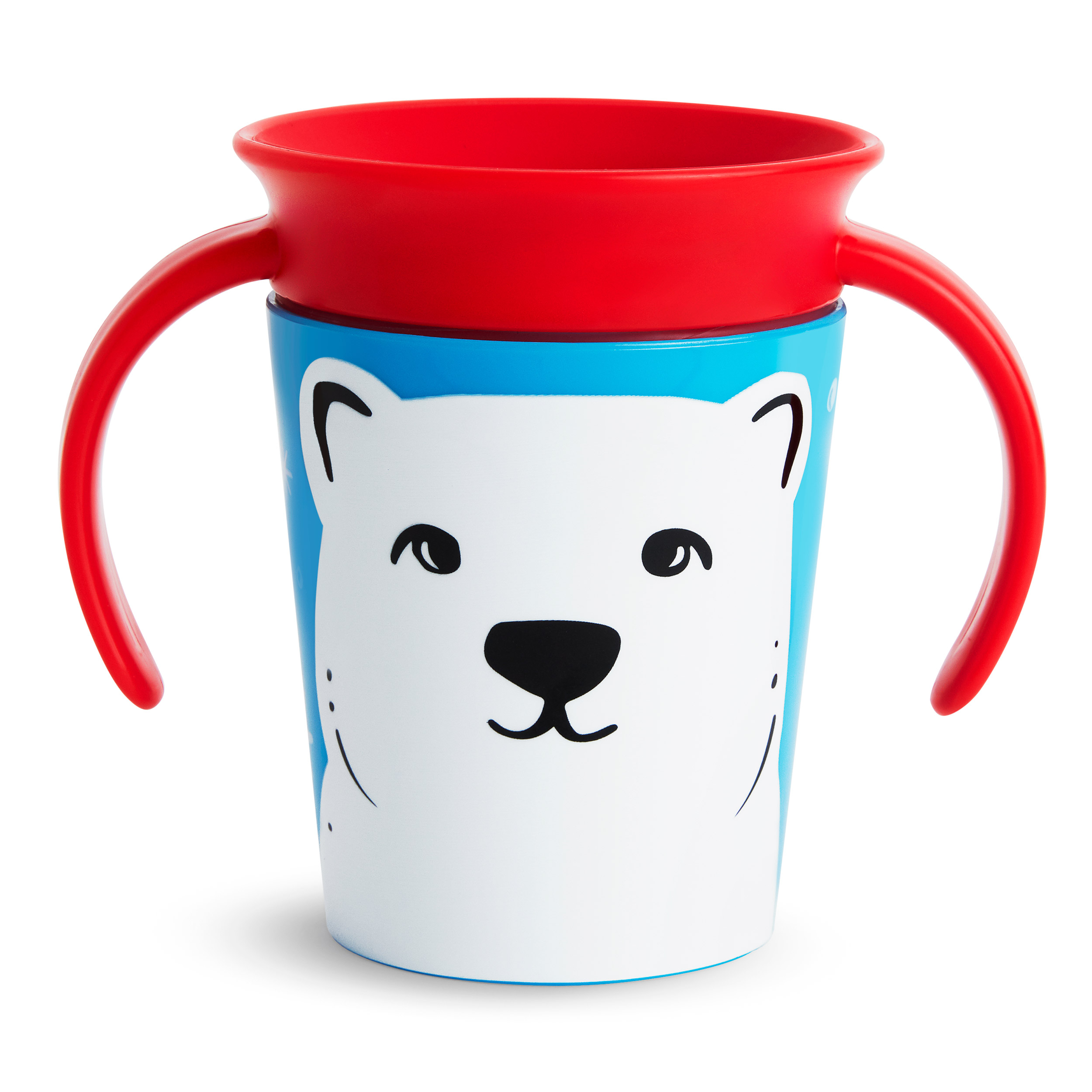 Tasse miracle 360 6M+ Ours polaire  de Munchkin