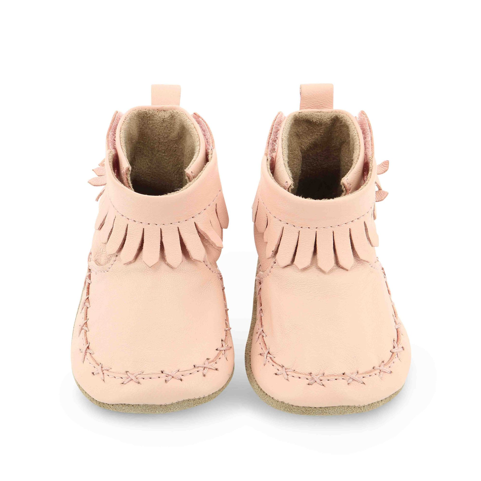 Chaussons Funky Rose clair 17/18 de Robeez