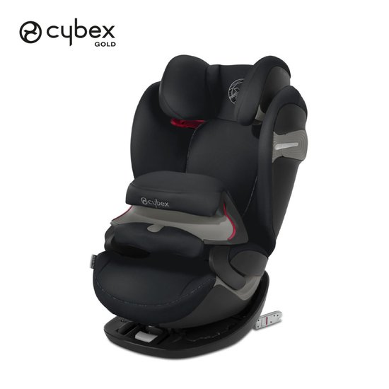 Pallas S-Fix Urban Black  de Cybex
