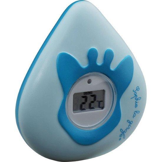 Thermomètre de bain digital Sophie la Girafe Bleu