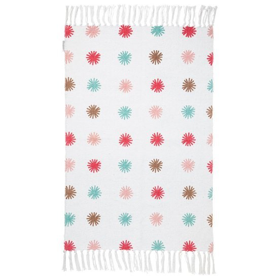 Little Lama tapis imprimé Multicolore  de