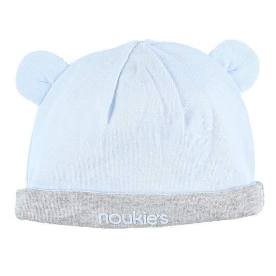 Bonnet collection Cocon été Bleu  de Noukies