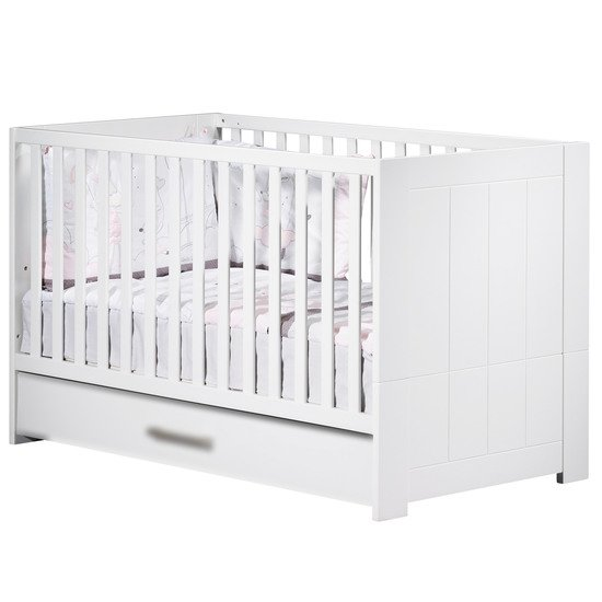 Seaside métal Little Big Bed 70x140