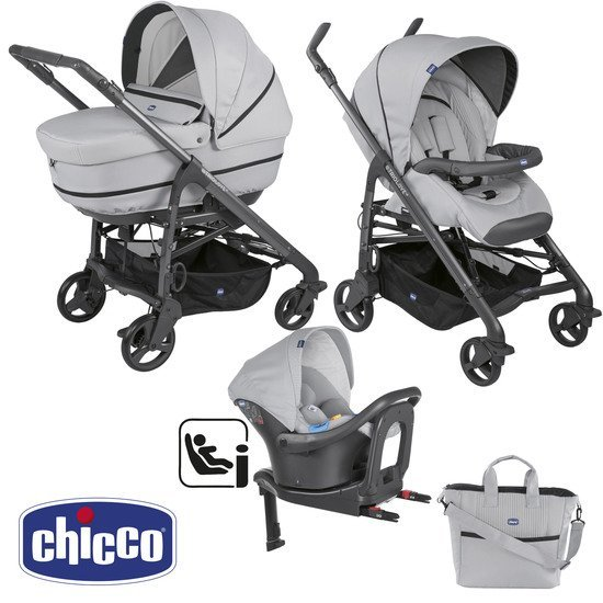 Trio Love Up i-Size Pearl  de Chicco