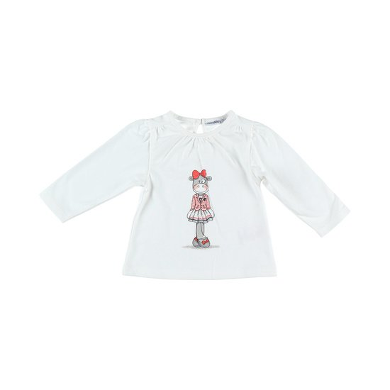 T-shirt Lola collection Bord de mer Fille