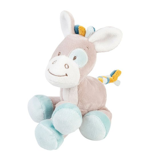 Tim & Tiloo mini peluche Tim le cheval  de Nattou